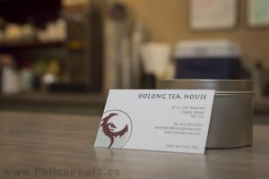 Calgary Product Commercial Photography Tea House Oolong Philux Photo