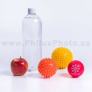 Massage Balls - Philux Photo - Product Photogrpahy - Calgary - Vancouver - Toronto