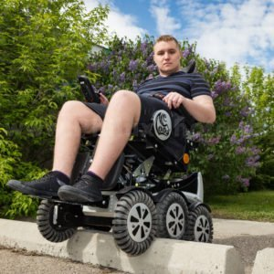 Magix Power Chair 6×6