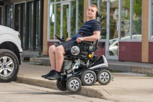 Philux Photo – Magix Power Wheel Chair - Product Photogrpahy