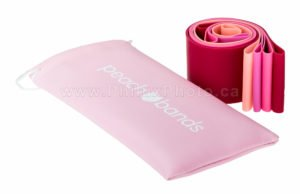 band, elastic, light, medium, heavy, exercise, sport, fitness, health, strong, healthy, workout, pink, hotx