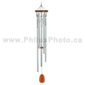 Metal and Wood Wind Chimes