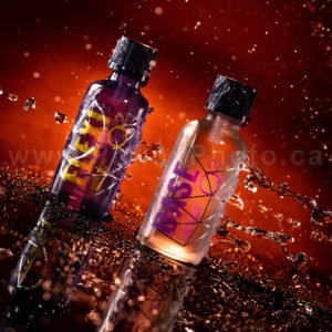 product photography effects fire fog water drop smoke splash wave bubbles paint