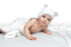 philux product photography calgary vancouver toronto baby towel lifestyle toddler amazon
