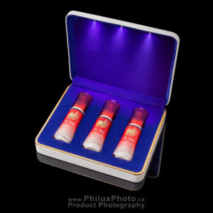 philux photo Product Photography Cosmetics high end face cream snail extract calgary toronto vancouver