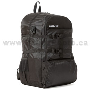backpack lacrosse props amazon black sport philux photo product photography calgary vancouver