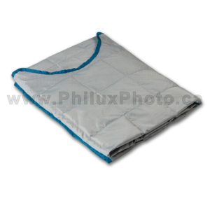 weighted blanket comforter product photography