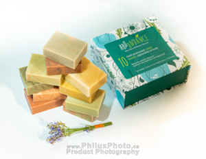 philux photo product photography soap scented set calgary toronto vancouver