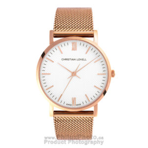 philux photo classic watch product photography calgary vancouver toronto fashion accessories
